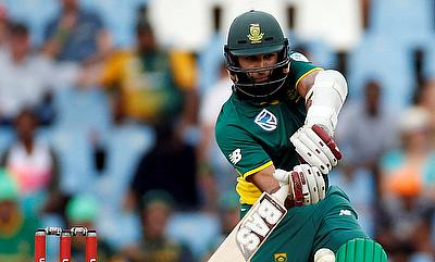 Hashim Amla had an outstanding week with the bat