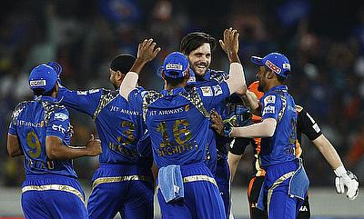 Mumbai Indians will be hoping to continue the winning momentum