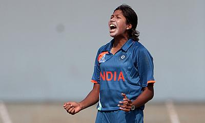 Jhulan Goswami now has 181 wickets from 153 games