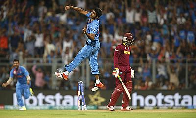 India and West Indies will play five ODIs and a solitary T20I