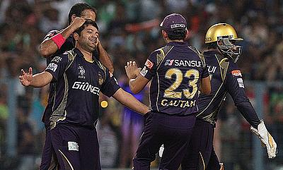 Piyush Chawla picked the key wicket of David Warner