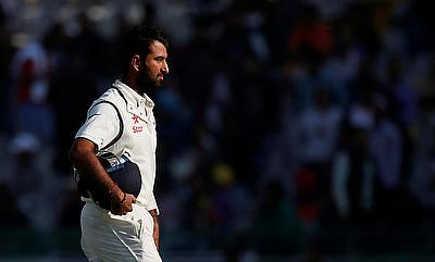 Cheteshwar Pujara's first stint for Nottinghamshire ended in a failure