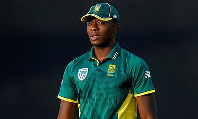 Kagiso Rabada had an excellent final ODI against England