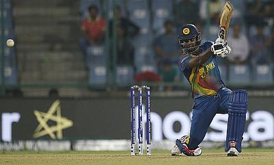 Angelo Mathews will have to wait for his Sri Lanka return