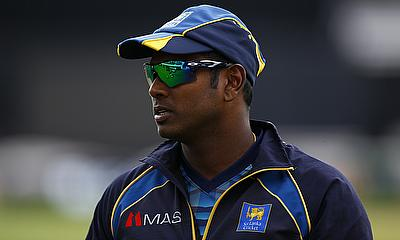 Angelo Mathews is set to make a return for Sri Lanka