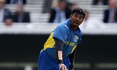 Muttiah Muralitharan is the leading wicket-taker in Tests and ODIs