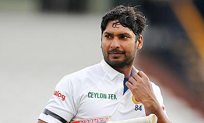 Kumar Sangakkara had a rare failure for Surrey