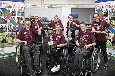 The Lord's Taverners2017 Table Cricket Finals