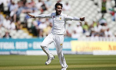 Mohammad Amir has been in impressive form