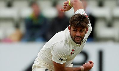 Liam Plunkett picked a four wicket haul in Scarborough