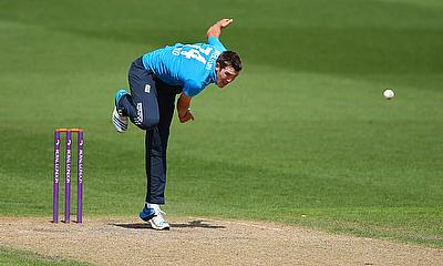 Craig Overton registered figures of 24 for three