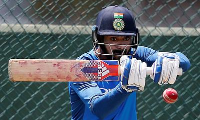 Lokesh Rahul (pictured) has full backing of his captain
