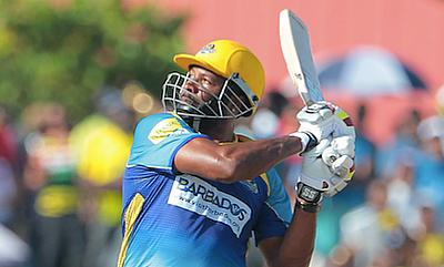 Kieron Pollard led from the front for Jamaica Tallawahs