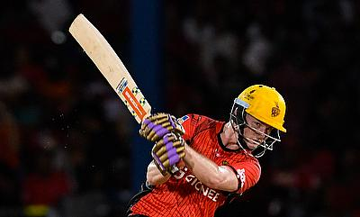 Colin Munro continued his good form for Knight Riders