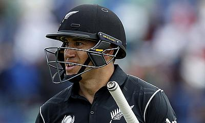 Ross Taylor has played 13 games this season
