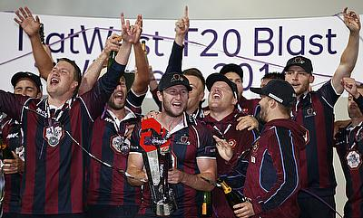 Northamptonshire missed out on the quarter-finals