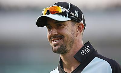 Kevin Pietersen played just two games in this season of Natwest T20 Blast