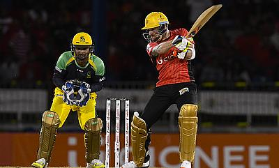 Brendon McCullum (right) scored 91 run knock