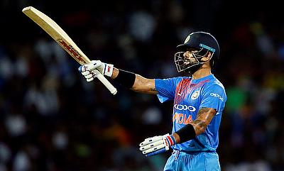 Virat Kohli extended his dominance over Sri Lanka with another 82 run knock in the T20I