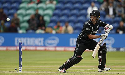 Luke Ronchi scored 70 off 33 deliveries for Guyana
