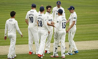 Essex have eight wins from 12 games in the ongoing season