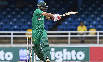 Ahmed Shehzad came up with a special performance in the third T20I against World XI
