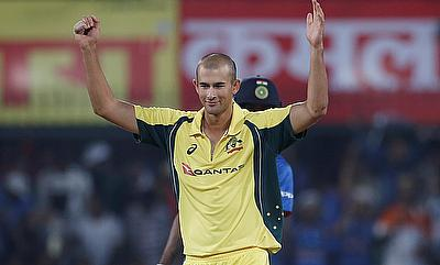 Ashton Agar picked just two wickets in as many games during the ongoing series against India