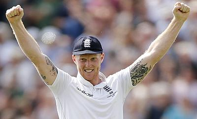 Ben Stokes was England's standout player when they toured Australia last