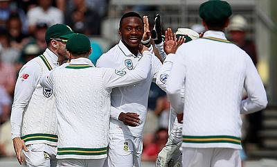 Kagiso Rabada was outstanding for South Africa on the final day