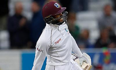 Shai Hope showed a lot of promise in the series against England