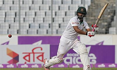 Tamim Iqbal scored 39 runs in the first Test
