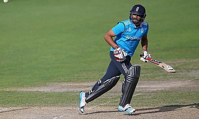 Ravi Bopara played a decisive knock for the Raiders