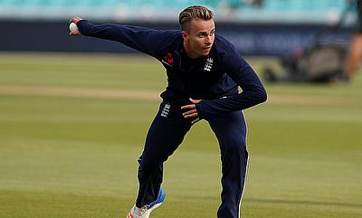 Tom Curran has played three T20Is and a solitary ODI for England previously