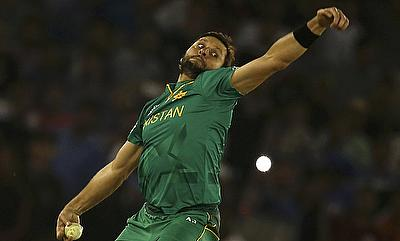 Shahid Afridi came up with a complete all-round performance