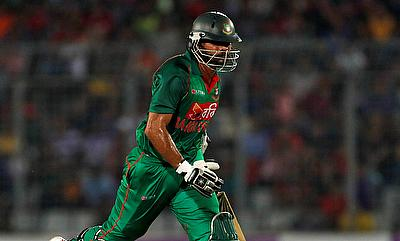 Mashrafe Mortaza played a brilliant 17 ball cameo