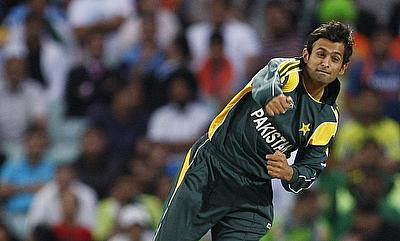 Shoaib Malik picked three wickets