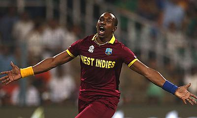 Dwayne Bravo picked three wickets