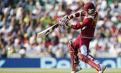 Sunil Narine scored a blistering 69 opening the batting