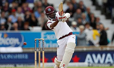 Kraigg Brathwaite remained unbeaten on 79