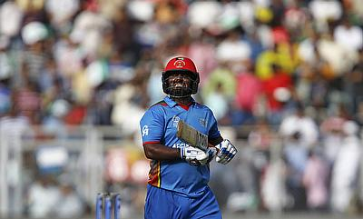 Mohammad Shahzad will be free to play from 17th January next year