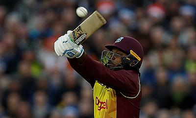 Chris Gayle remained unbeaten on 126