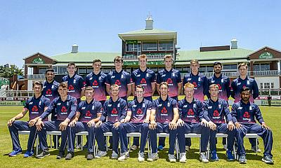 England's Under-19s squad