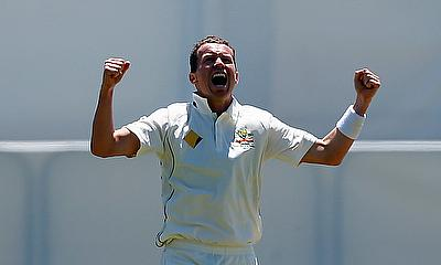 Peter Siddle registered figures of 6 for two