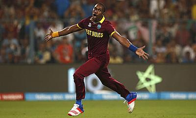 Dwayne Bravo registered figures of 29 for three
