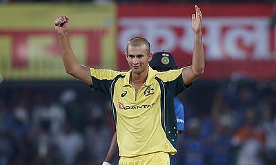 Ashton Agar scored unbeaten 26 and picked three wickets as well