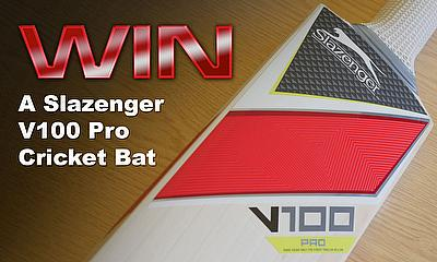 WIN a Slazenger Bat with Cricket World