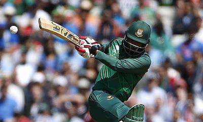 Tamim Iqbal scored unbeaten 84 in the chase