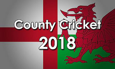 County Cricket 2018