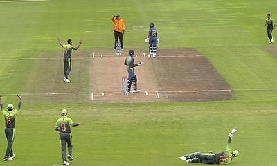 Sri Lanka v Pakistan Highlights | ICC u19 World Cup 2018