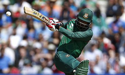 Tamim Iqbal continued his impressive run